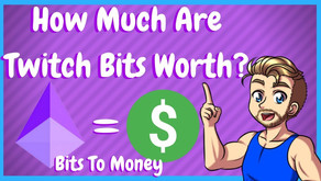 How Much Are Bits on Twitch Worth?