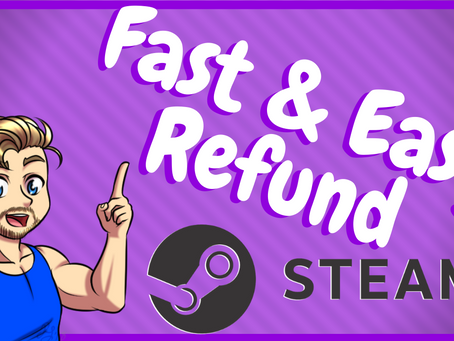 How to Refund A Game On Steam - Fast And Easy!