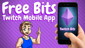 How To Get Free Twitch Bits on Mobile!