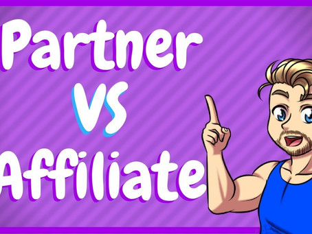 Twitch Partner vs Affiliate