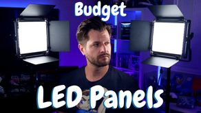 Best Lighting For Twitch Streaming - Neewer 660 LED Light Panels.