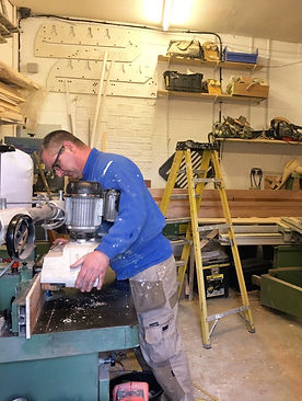 CS Carpentry & Building Services Work Shop Rugby