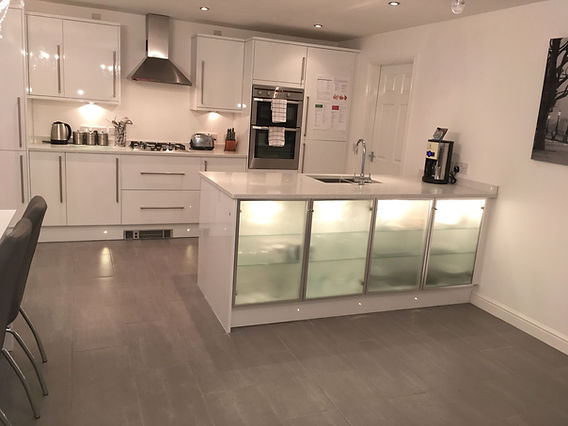 Brand New Kitchen Fitting, CS Carpentry & Building Services