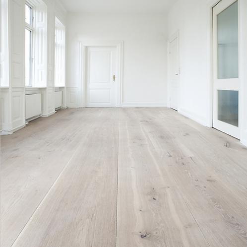 240mm Natural Unfinished Oak