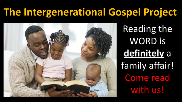 Family Ministry Announcement Slides for