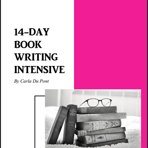14 Day Book Writing Intensive LIVE Guide