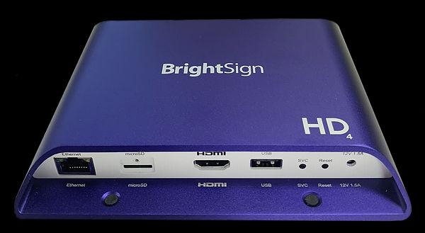 BrightSign-HD1024-Player-d-affichage-dyn