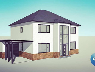 Front elevation alteration and Internal changes