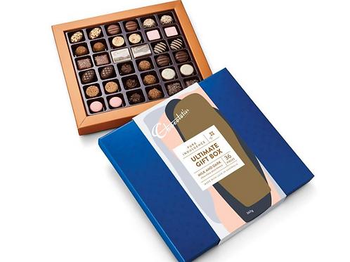 """Chocolatier Pure Indulgence Milk and Dark Chocolate """"Ultimate Gift Box"""""""