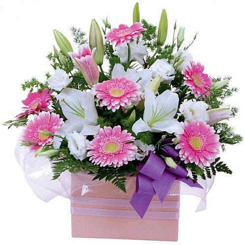 Large Box of Gorgeous Seasonal Flowers