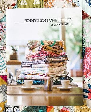 Jenny From One Block by Jen Kingwell