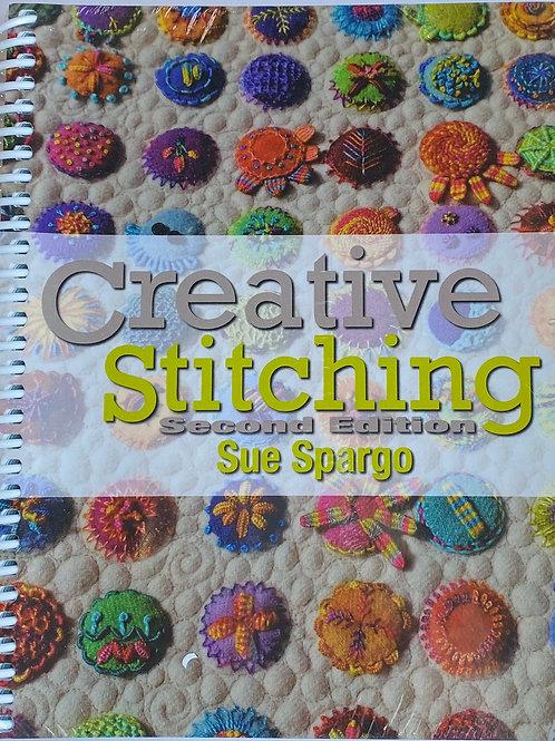 Creative Stitching by Sue Spargo.