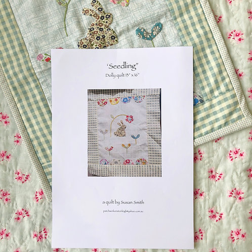 Seedling Dolly Quilt pattern by Susan Smith