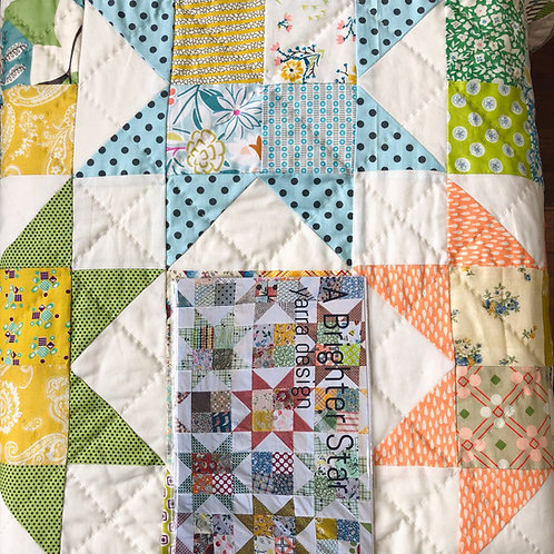 A Brighter Star pattern by Yarra Design