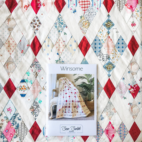 Winsome Pattern Kit by Sophie Dawson