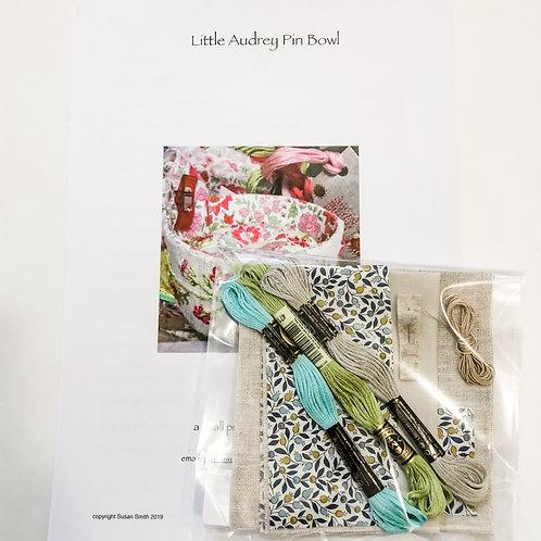 Little Audrey Pin Bowl Kit #3