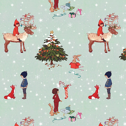 Belle & Boo Fabric - Winter Wonderland Currently out of stock