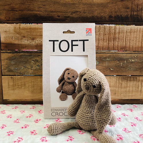Toft Crochet Kit: Emma