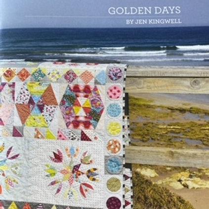Golden Days by Jen Kingwell