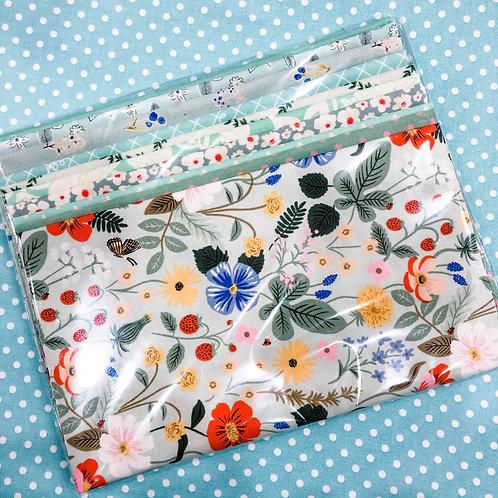 Fabric Packs - Minty