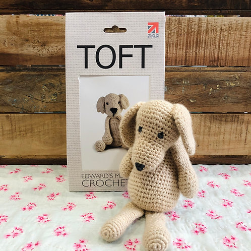 Toft Crochet Kit: Eleanor