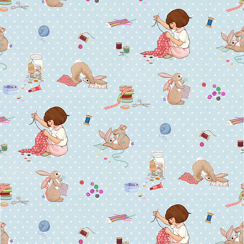 Belle & Boo Fabric - Let's Sew