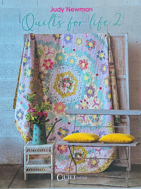Quilts for Life made with Love: Judy Newman