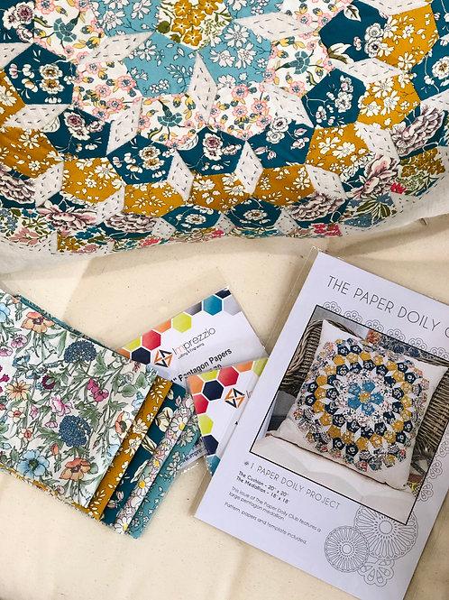 Paper Doily Club Pattern Kit