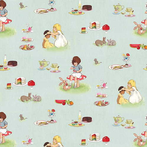 Belle & Boo Fabric - Afternoon Tea