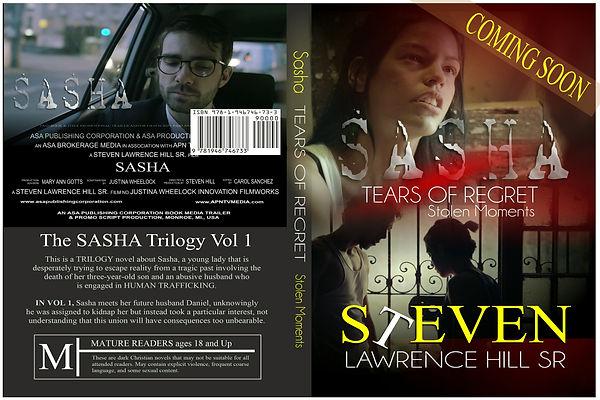SASHA Vol1_Fullcover_Copy1_12x18_Poster_