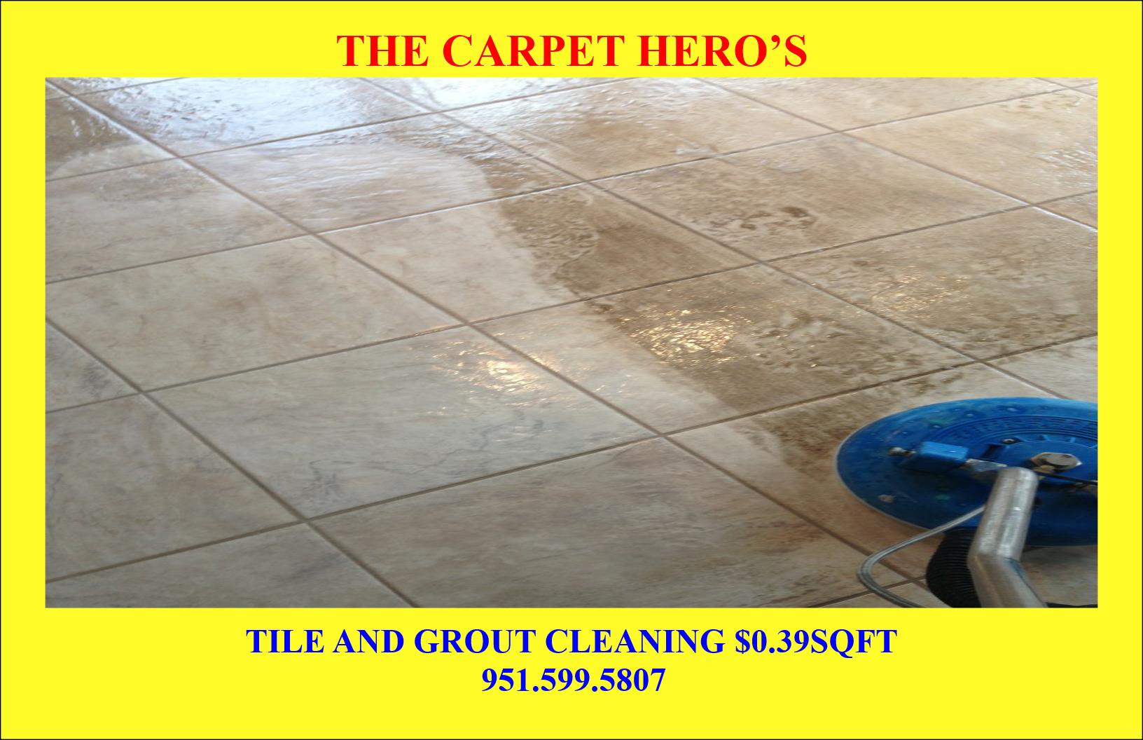 Tile and Grout Cleaning in Murrieta