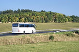 Myall Coast Tours luxury coach and professional guides