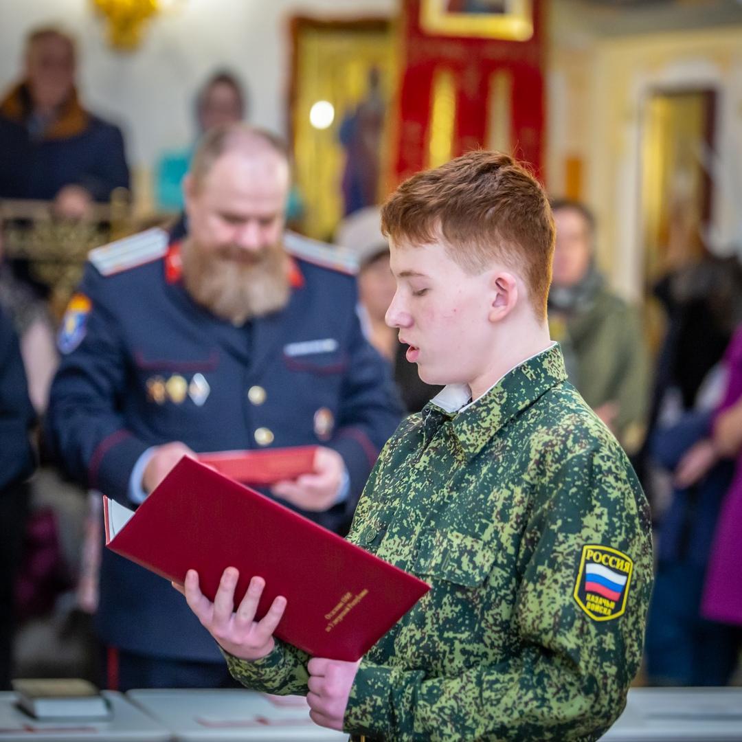 кадеты ижевска