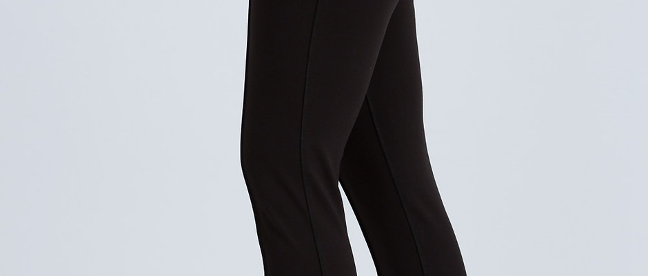 Valerie Straight Leg Pant with Adjustable Compression