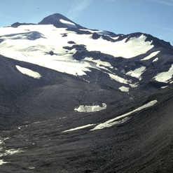 Collier Glacier - Three Sisters - Oregon