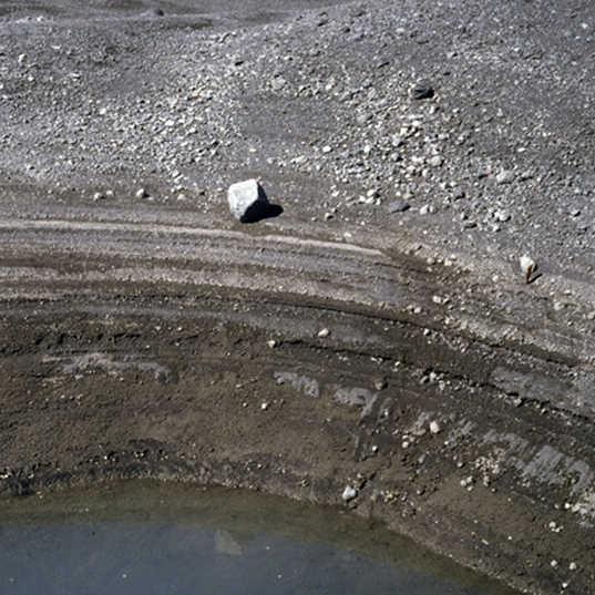Stratified drift - outwash - Collier Gla