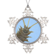 Americonuphis magna pewter Christmas ornament