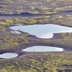 Skaftafell Glacier - Iceland - kettle la