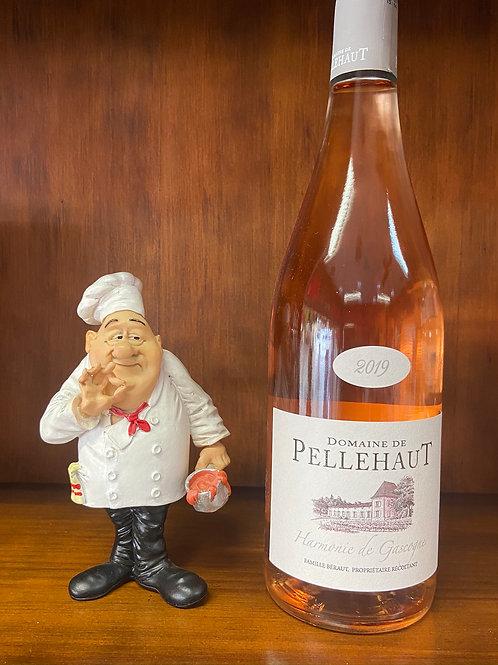 Domaine de Pellehaut rosé 2019