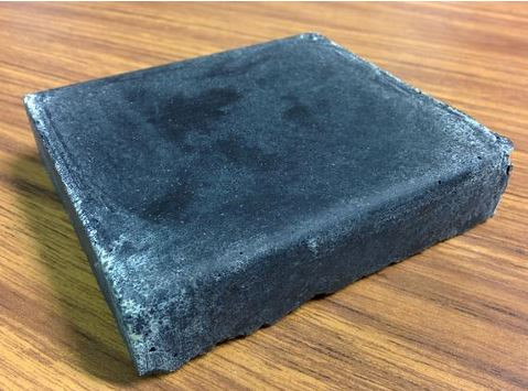 prototype of cast epoxy granite