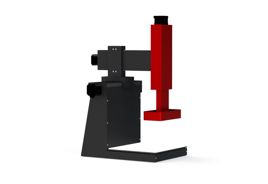 Build of a Measuring Microscope