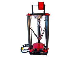 Custom Delta 3D Printer build