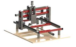 Build log of a CNC Router