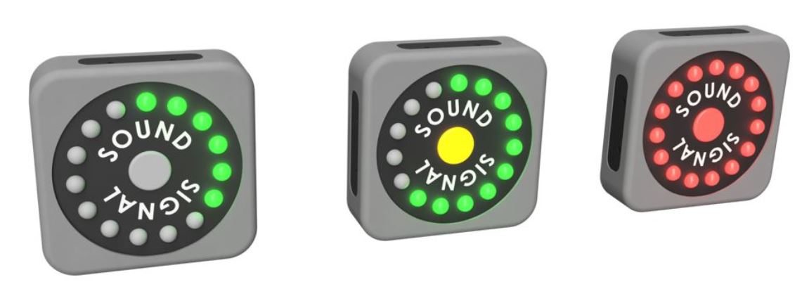 Design of a Personal Sound Monitor