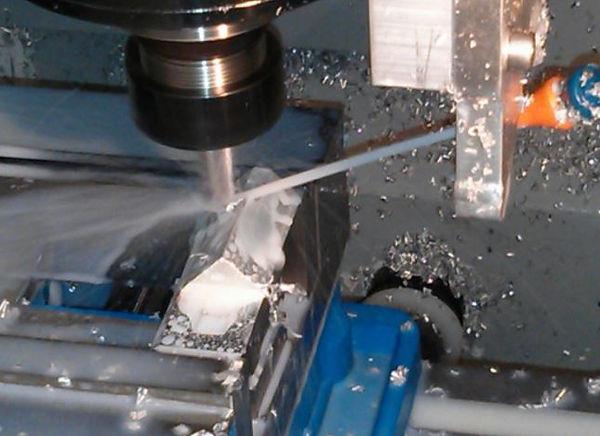 CNC machining parts for diy delta printer