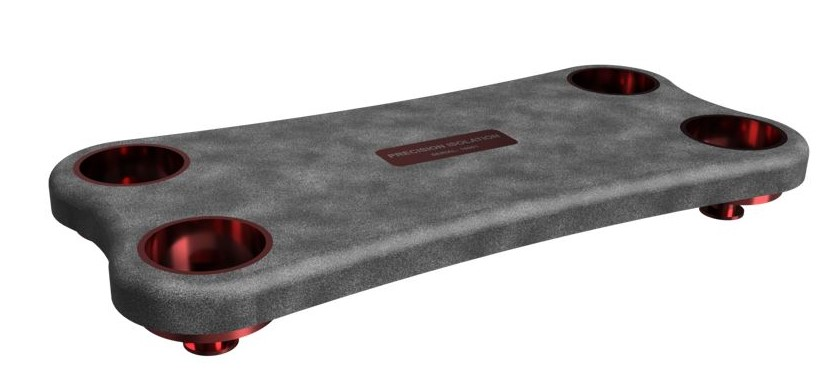 Design of Vibration Isolation Tables