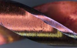Twist Drill Under The Microscope