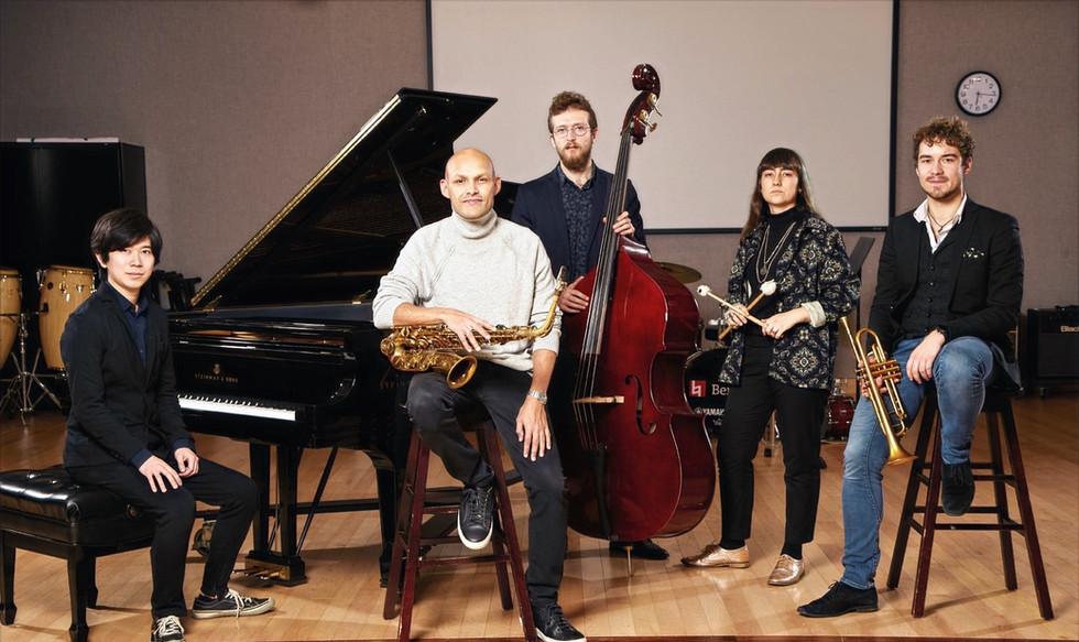 Miguel Zenon Quintet