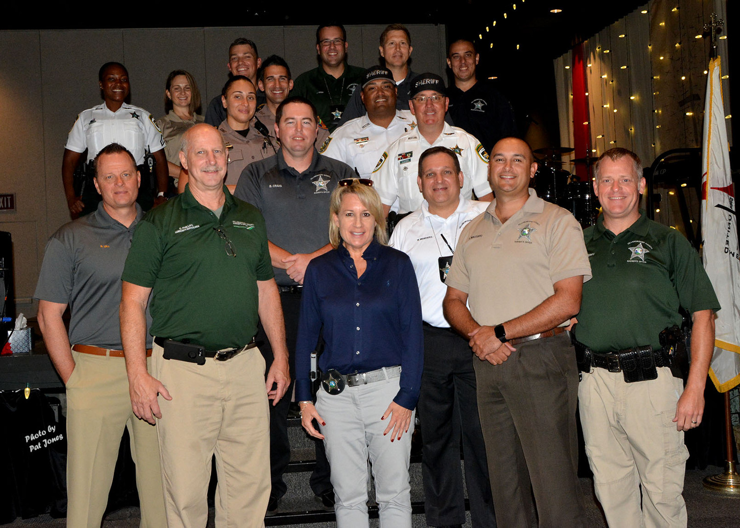 First Responders Luncheon