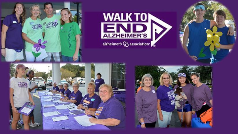 Walk to End Alzheimer's
